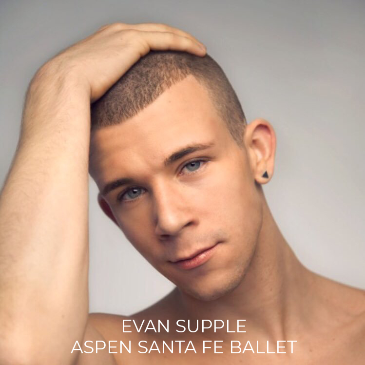 Evan Supple,              Aspen Santa Fe Ballet - Contemporary | Lyrical | Ballet | Jazz