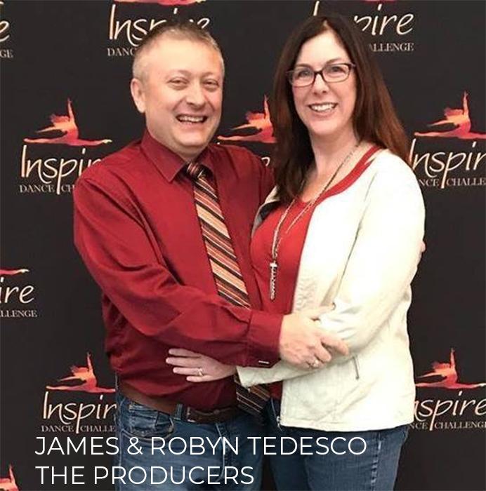 James & Robyn Tedesco - Convention Directors