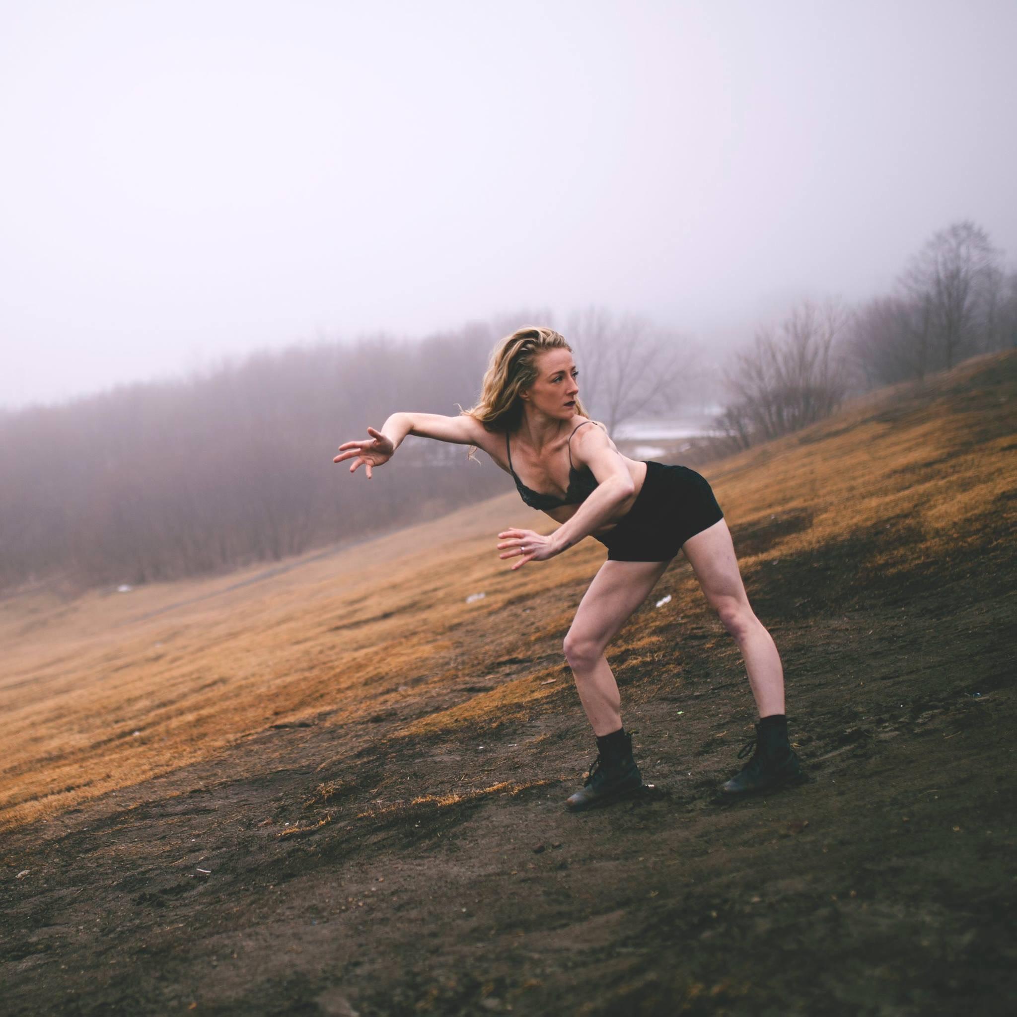 Amy Wysocki (Adams) - Contemporary | Barre | Ballet